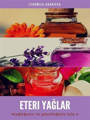 cover image of Eteri yağlar--sağlığınız ve güzelliğiniz için