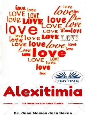 cover image of Alextimia