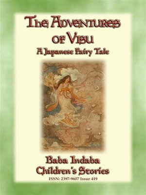 cover image of THE ADVENTURES OF VISU--A Japanese Rip-Van-Winkle Tale