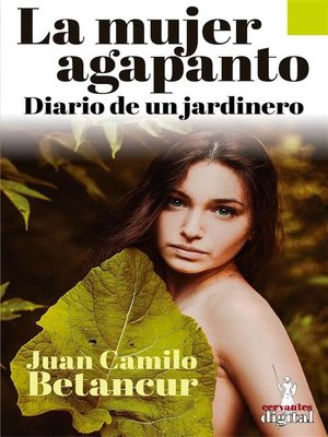 cover image of La mujer agapanto