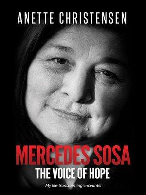 cover image of Mercedes Sosa  La Voz de la Esperanza
