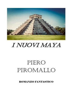 cover image of I nuovi Maya