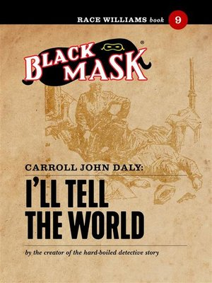 cover image of I'll Tell the World