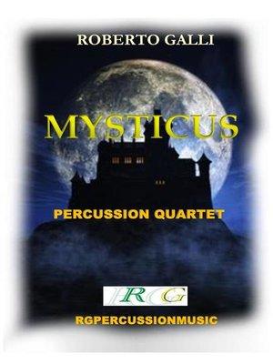 cover image of Mysticus
