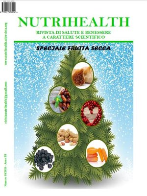 cover image of NutriHealth--Dicembre 2018