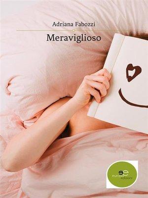 cover image of Meraviglioso