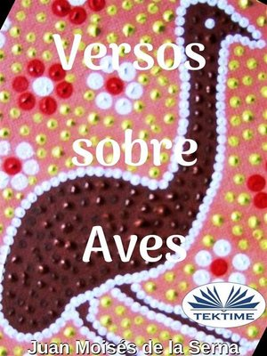 cover image of Versos Sobre Aves