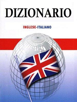 cover image of Dizionario inglese italiano