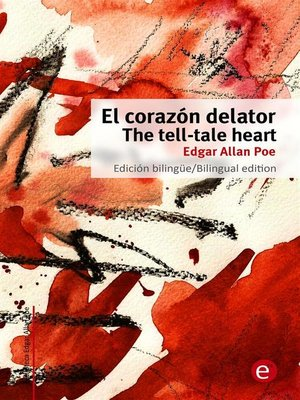 cover image of El corazón delator/The tell-tale heart