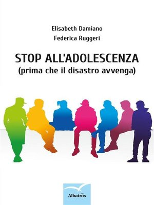 cover image of Stop all'Adolescenza