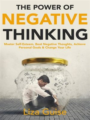cover image of The Power of Negative Thinking