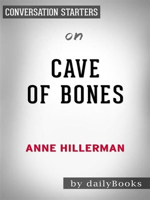 cover image of Cave of Bones--by Anne Hillerman​​​​​​​