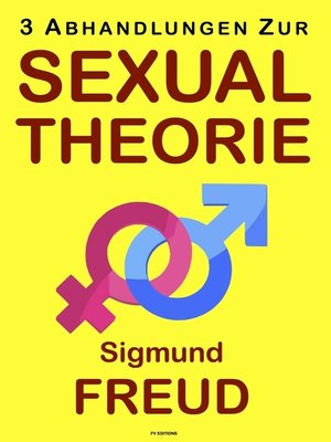 cover image of Drei Abhandlungen zur Sexualtheorie