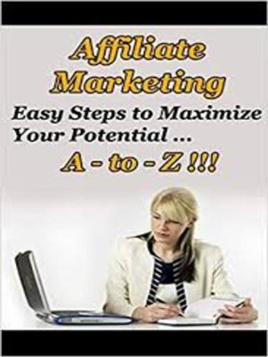 cover image of Affiliate Marketing a to Z