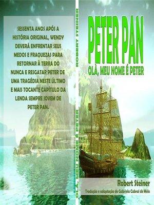 cover image of Peter Pan – Olá, meu nome é Peter