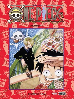 cover image of One Piece 7