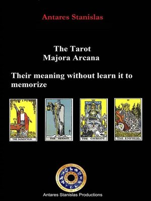 cover image of The Tarot, Major Arcana, Their Meaning Without Learn It to Memorize