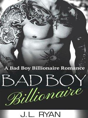 cover image of Bad Boy Billionaire