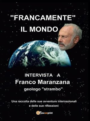 cover image of Francamente il mondo