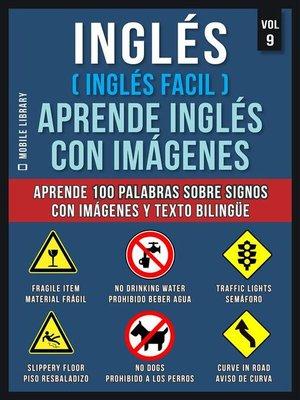 cover image of Inglés ( Inglés Facil ) Aprende Inglés con Imágenes (Vol 9)