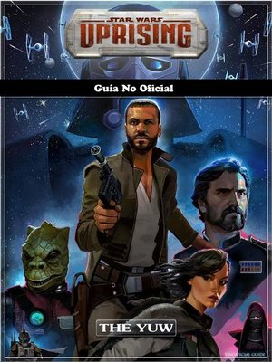 cover image of Star Wars Uprising Guía No Oficial