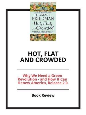 hot flat and crowded epub