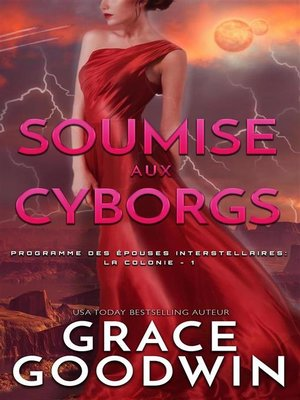 cover image of Soumise aux cyborgs