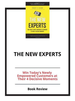 cover image of The New Experts