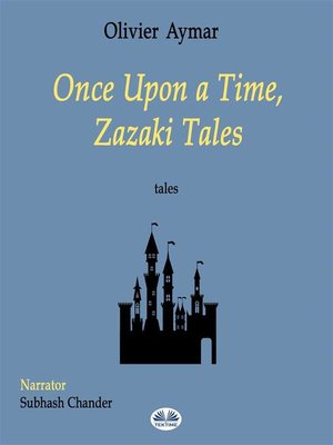 cover image of Once Upon a Time, Zazaki Tales
