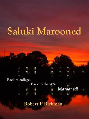 cover image of Saluki Marooned