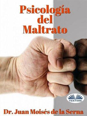 cover image of Psicologia del Maltrato