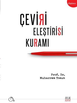 cover image of Çeviri Eleştirisi Kuramı