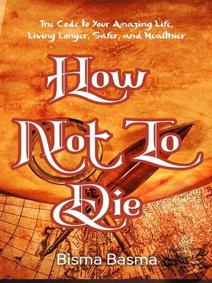 cover image of How Not to Die
