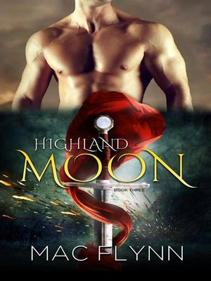 cover image of Highland Moon #3--BBW Scottish Werewolf Shifter Romance