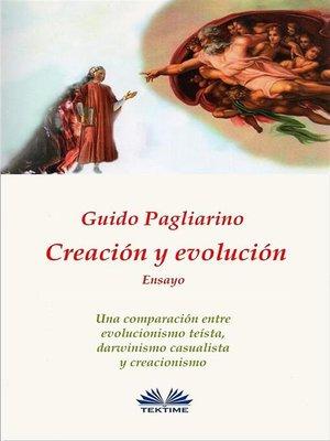 cover image of Creación y evolución