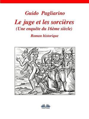 cover image of Le juge et les sorcières