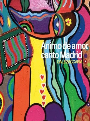 cover image of Animo de amor, canto Madrid