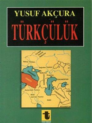 cover image of Türkçülük
