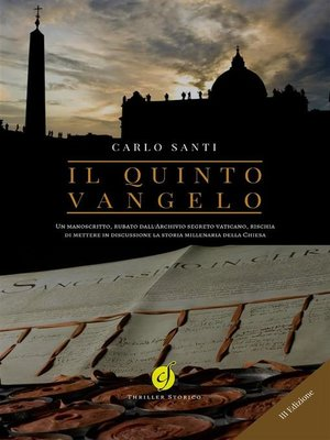 cover image of Il quinto Vangelo