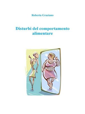 cover image of Disturbi del comportamento alimentare