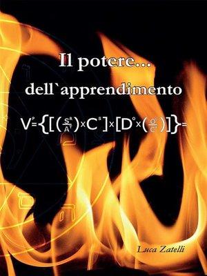 cover image of Il potere dell'apprendimento