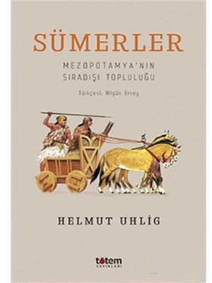 cover image of Sümerler