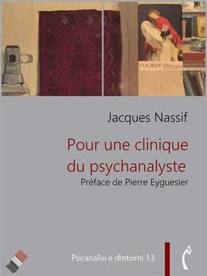 cover image of Pour une clinique du psychanalyste