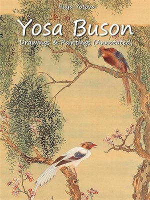 cover image of Yosa Buson--Drawings & Paintings (Annotated)