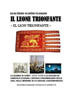 cover image of Il Leone Trionfante