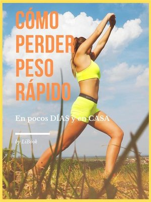 cover image of Cómo Perder Peso Rápido