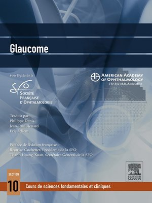 cover image of Glaucome