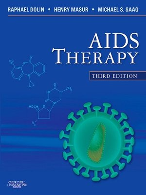 cover image of AIDS Therapy E-Book