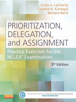 prioritization delegation and assignment pdf download