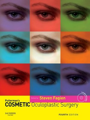 cover image of Putterman's Cosmetic Oculoplastic Surgery E-Book
